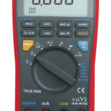 UNI-T UT533 ~ Digital Multimeter & Insulation Resistance Tester